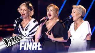 "Siostry Szydłowskie - ""Sing, Sing, Sing (With a Swing)"" - Finał - The Voice Senior 1"