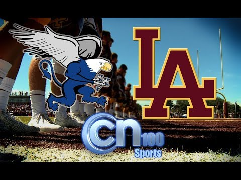 Lincoln-Way East vs Loyola Academy - CN100 Game of the Week Highlights