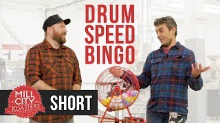 Educational Short: Drum Speed Bingo