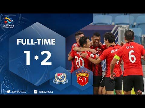 Yokohama M. Shanghai SIPG Goals And Highlights