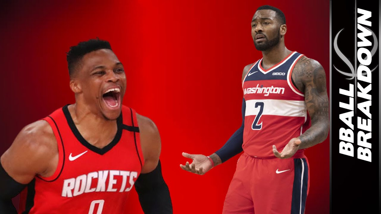 Who Won The Russell Westbrook For John Wall Trade? - BBALLBREAKDOWN