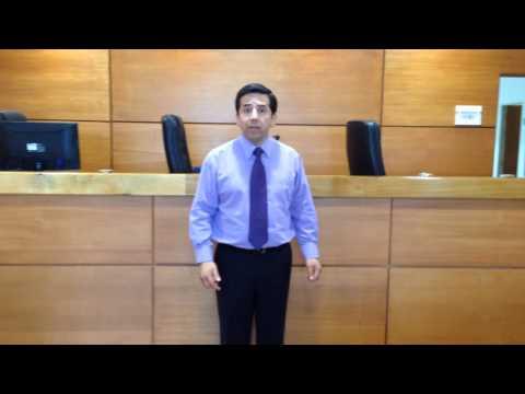 La labor del Tribunal Oral en lo Penal de la ciudad de Los Ángeles