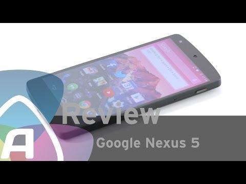 Google Nexus 5 by LG review (Dutch)