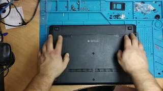 Розбирання, чистка ноутбука HP Probook 4535s. Clean ноутбук HP Probook 4535s