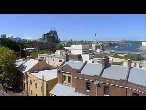 Sydney Harbor YHA Australia