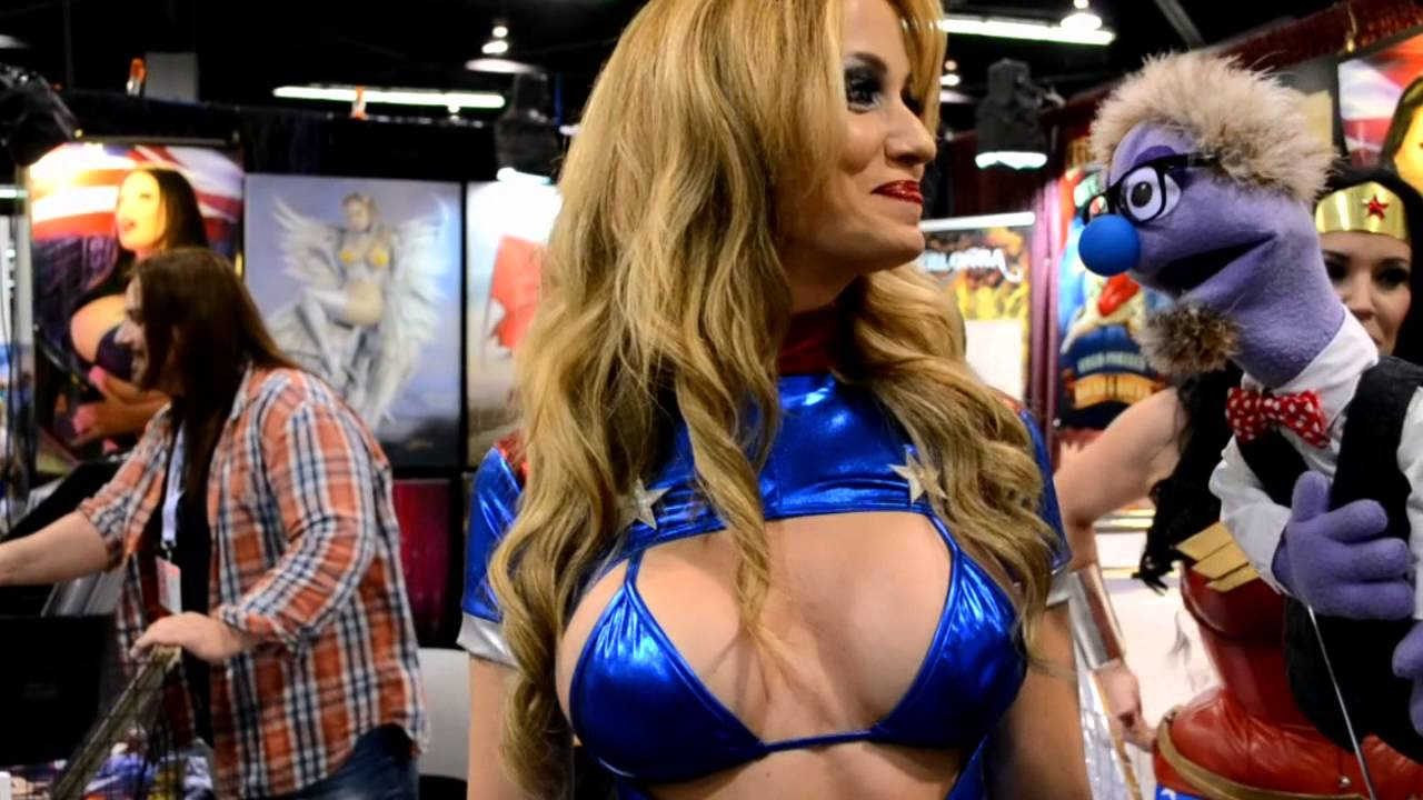Angela Summers wondercon 2015: angela sommers interview