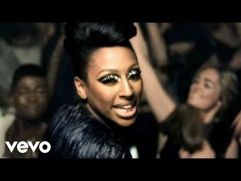 Alexandra Burke - All Night Long (Feat. Pitbull)