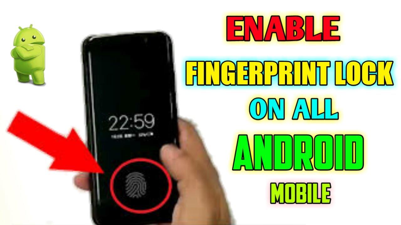 How to use Fingerprint Lock on Oppo A3s | Enable Fingerprint Lock New Update