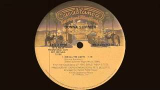 Donna Summer - Dim All The Lights (Casablanca Records 1979)