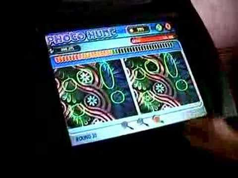 Photo Hunt touchscreen game high score