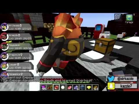 Minecraft : LUCKY PIXELMON - RAYQUAZA SHINY VS HO-OH SHINY !! QUEM VENCERÁ ?!
