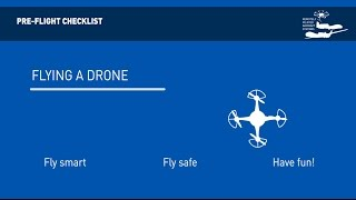 """Flying a """"drone""""? Watch this first"""
