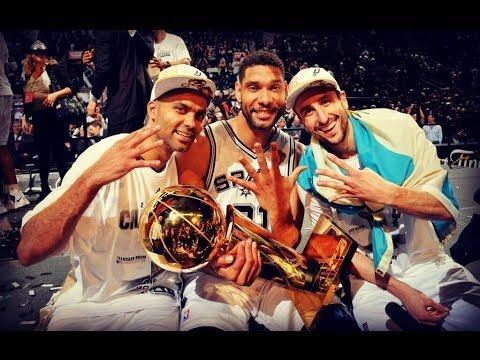 2014 NBA Finals Mix : Spurs vs Heat - Moment 4 Life