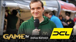 Game TV Schweiz - Joshua Bäriswyl | McDonalds DCL Wild Card Team | DCL VADUZ