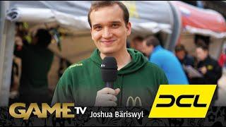 Game TV Schweiz - Joshua Bäriswyl   McDonalds DCL Wild Card Team   DCL VADUZ