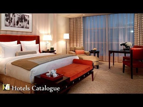 The Ritz-Carlton Beijing, Financial Street - Room Highlights