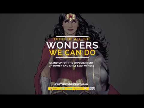 'Wonder Woman' appointed UN honorary Ambassador for the Empowerment of Women and Girls