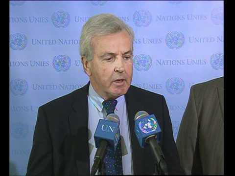 MaximsNewsNetwork: DARFUR REFUGEES: DISEASE & VIOLENCE: UN's JOHN HOLMES