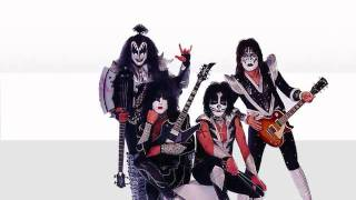 Kiss - God of Thunder w/ lyrics