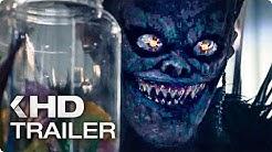 """DEATH NOTE """"Ryuk"""" Clip & Trailer German Deutsch (2017) Netflix"""