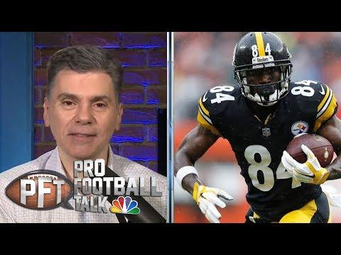 Antonio Brown will become Jon Gruden's focal point | Pro Football Talk | NBC Sports