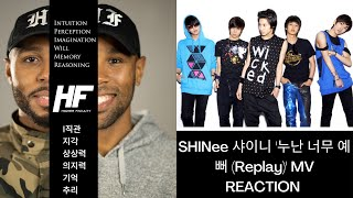 SHINee 샤이니 '누난 너무 예뻐 (Replay)' MV REACTION (KPOP) HI…