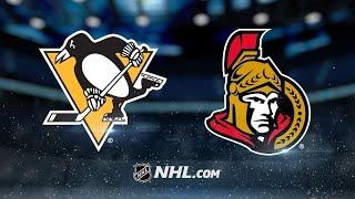 Питтсбург - Оттава. Прогнозы на НХЛ. Прогнозы на спорт. Прогнозы на хоккей. Ставки на НХЛ