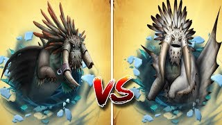 Dragons: Rise of Berk - BEWILDERBEAST Vs DRAGO'S BEWILDERBEAST