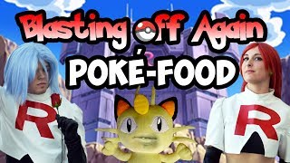 Team Rocket: Blasting Off Again -  Poké-Food