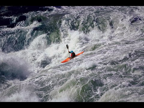 Finlandia Vodka Presents Journey From the Source – Episode 2 Extreme Kayaking