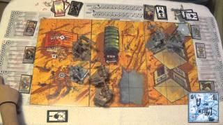 Iron League - Juego de mesa - Gameplay