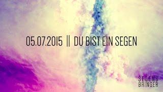 Du bist ein Segen (ICF München Videopodcast)