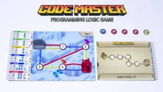 ThinkFun TN1950 - Code Master - The Ultimate Coding Board Game