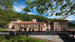 一部の修道院の美しいスペイン