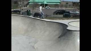 Riley Skate Park, Livonia Michigan, Friends Jon and Timmy
