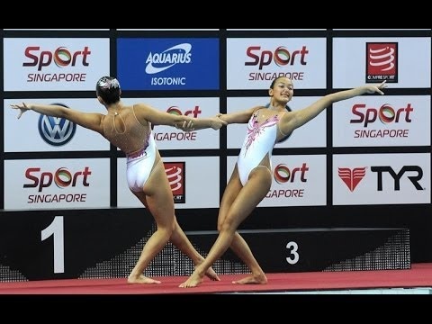 Synchronised Swimming (Duet Technical) Gold - Malaysia