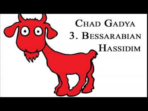 Chad Gadya - Bessarabian Hassidim
