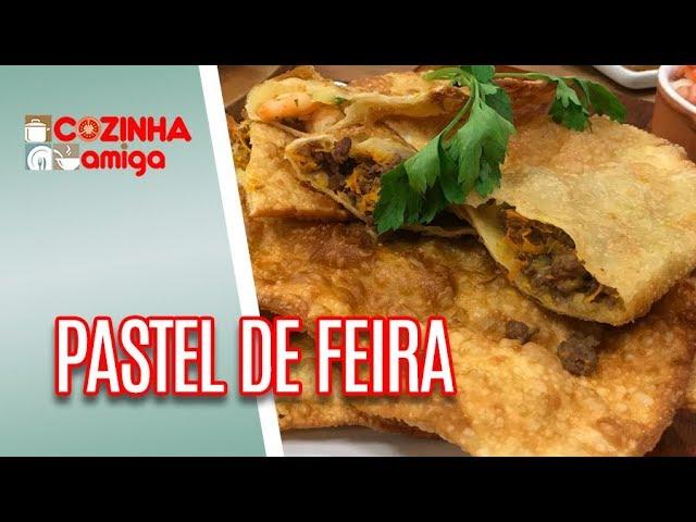 Pastel de Feira - Gabriel Barone | Cozinha Amiga (14/12/2018)