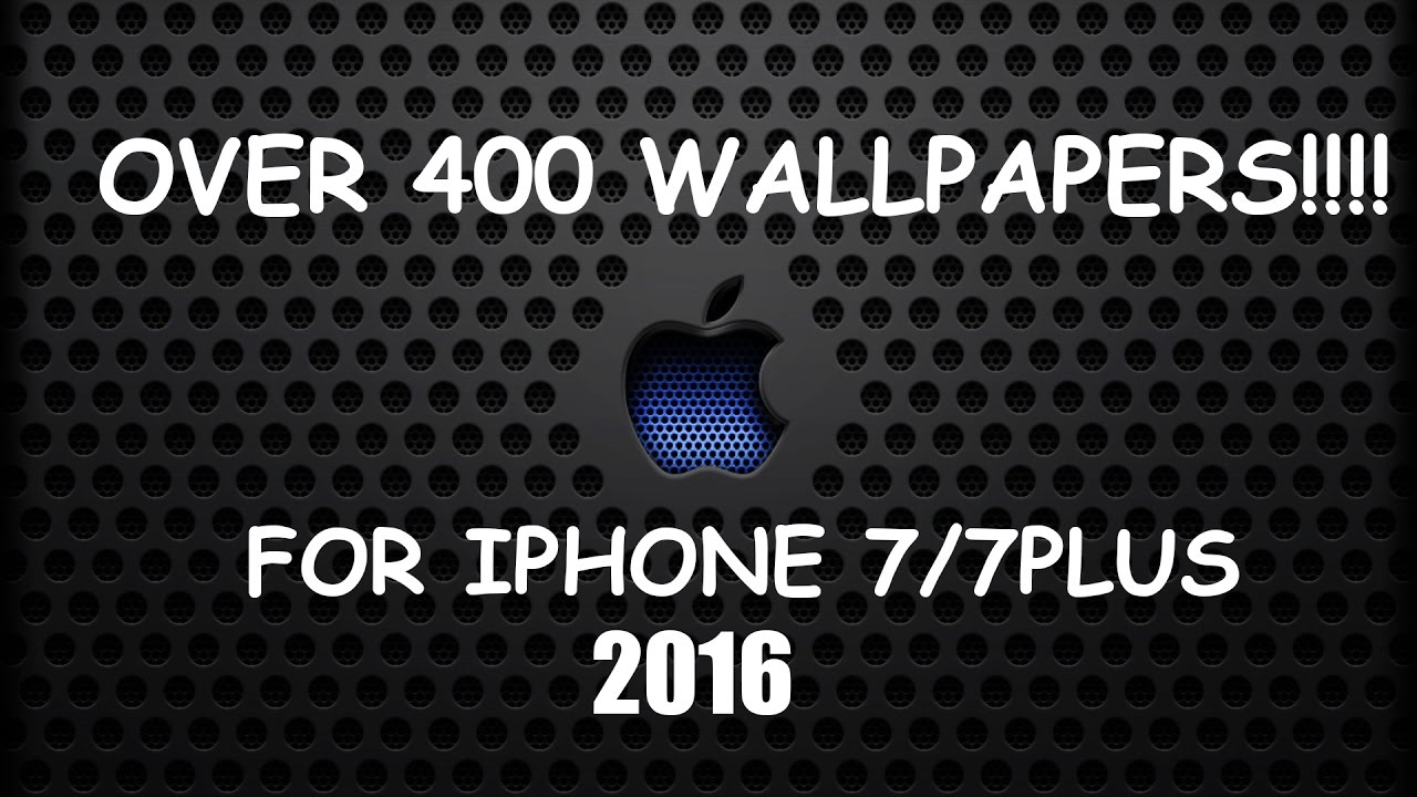 iphone 7/7plus best wallpapers 2016 !!! - youtube