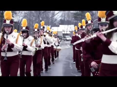 Marching Band Disney Audition Tape (2015 Foxcroft Academy Film Festival entry)