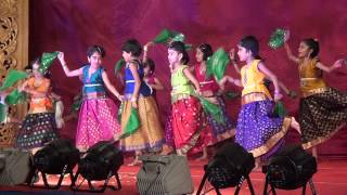 Annual day 2014 - Tamilnadu folk dance
