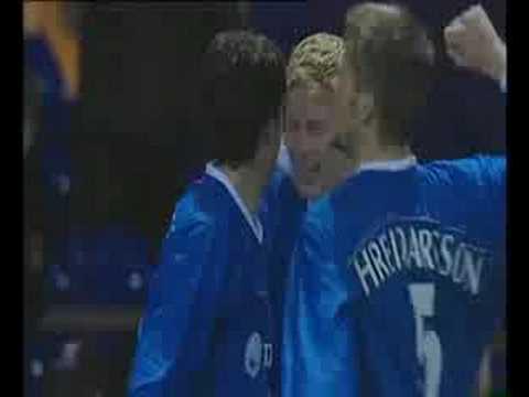 Ipswich Town V Inter Milan Uefa Cup 2001/2002 (PART 2)