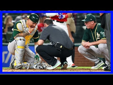 Breaking News | Bruce maxwell of oakland athletics takes a knee, booed by some in texas