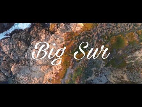 Big Sur Drone & Skateboarding Edit