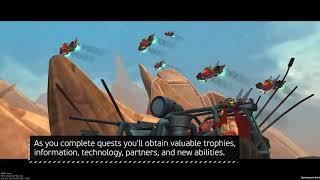 видео Evolution 2: Battle for Utopia