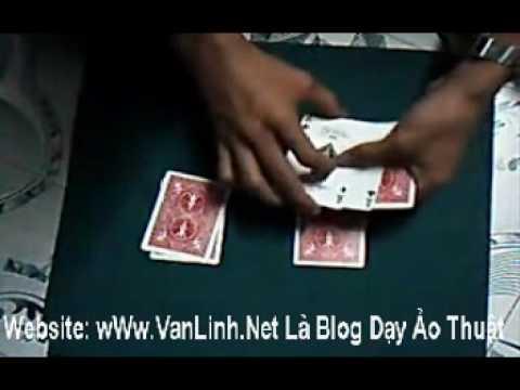 [VanLinh.Net] Ao thuat bien doi giua con K va con At (demo)