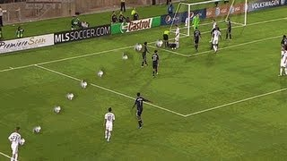 BECKHAM FREE KICK? lol, U MAD BRO? (FIFA 2012 HIGHLIGHTS)  LA GALAXY -vs SAN JOSE EARTHQUAKE