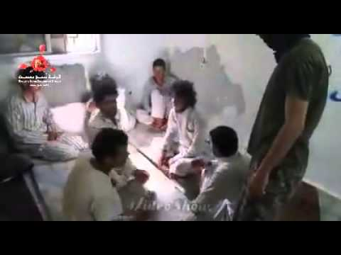 One of the torture methods Inside ISIS prisons Syria