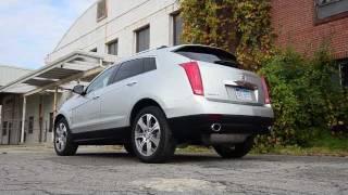 2012 Cadillac SRX - WINDING ROAD Quick Drive