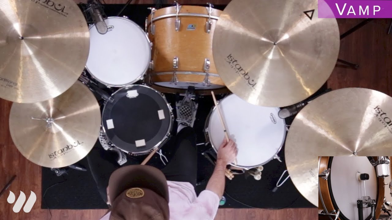 not today hillsong united drum tutorial
